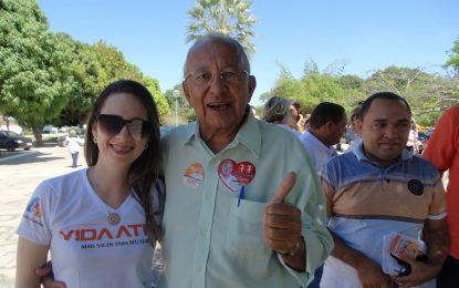 No aniversário de Guadalupe, Dr. Pessoa fala de propostas para o Estado do Piauí