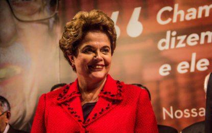 Dilma lidera para o senado em Minas Gerais