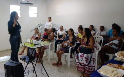 Marcos Parente realiza roda de conversa em alusão ao Agosto Dourado