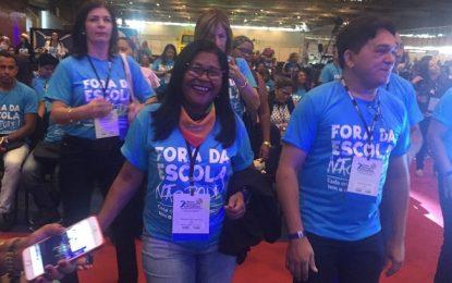 Marcos Parente participa do 7º FNEx dos Dirigentes de Educação