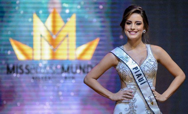 Piauí vence Miss Brasil Mundo 2018 e Estado tem título pela primeira vez