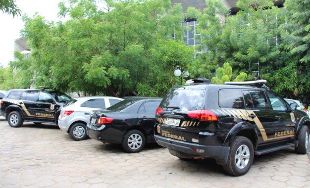 Polícia Federal cumpre mandados na Secretaria de Educação do Piauí