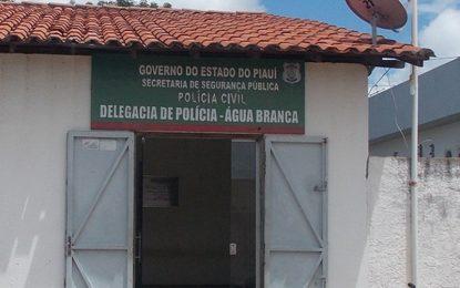 MP pede interdição da Delegacia de Polícia de Água Branca