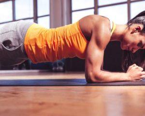 Prancha abdominal, quais os benefícios deste exercício?