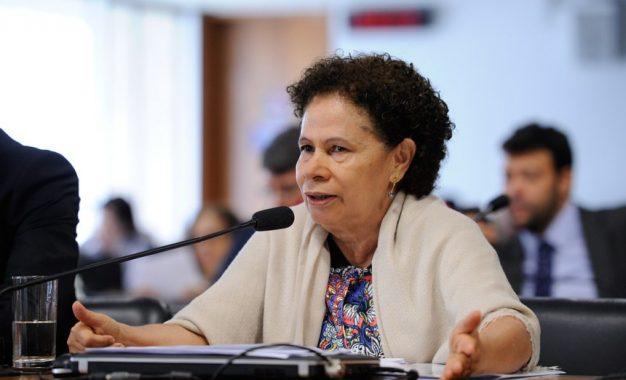 Regina Sousa diz que Ciro Nogueira terá que conviver com 'cara feia' de petistas