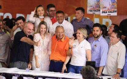 Dr. Pessoa homologa candidatura ao Governo pelo Solidariedade