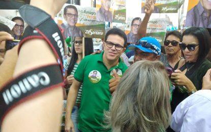 Zé Santana projeta eleição de 8 deputados do MDB no chapão