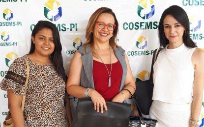 Marcos Parente participa do VIII Congresso de Secretários Municipais de Saúde em Luís Correia