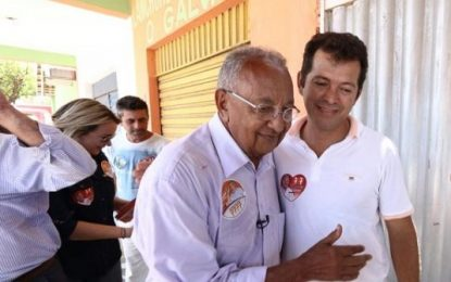 Dr. Pessoa recebe apoio de lideranças ligadas a Themístocles Filho