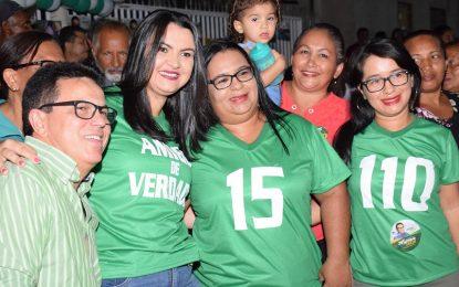 Zé Santana participa de encontro com eleitores na cidade de Guadalupe
