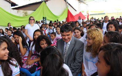 Ao comentar resultado do Ideb, Wellington lembra avanços na educação do Piauí