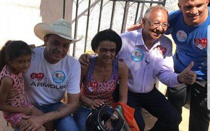 Dr. Pessoa conquista mais adesões no sul do Piauí