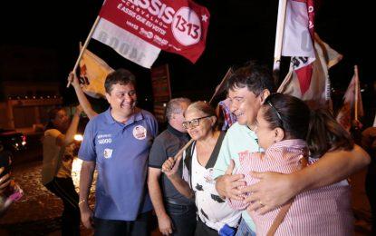 Povo quer a continuação do projeto de Wellington para desenvolvimento do Piauí