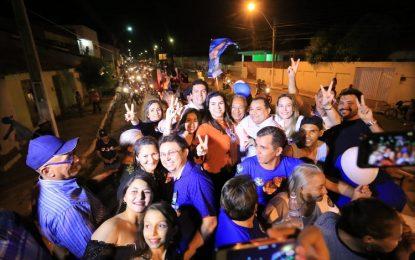 Carreata de Dr. Pessoa reúne multidão em Luzilândia