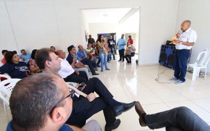 Dr. Pessoa recebe adesão do Sindicato dos Agentes Penitenciários do Piauí