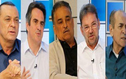 Wilson, Ciro e Frank Aguiar lideram pesquisa para o Senado