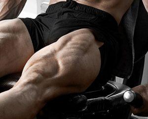10 Exercícios para engrossar pernas e coxas (com vídeo)