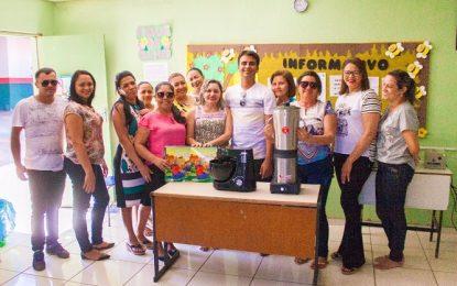 Secretaria de Educação de Bertolínia garante melhorias para as escolas municipais