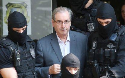 PGR quer que Eduardo Cunha continue preso