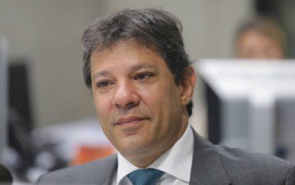 Rejeição de Haddad salta de 22% para 29%, diz pesquisa Datafolha
