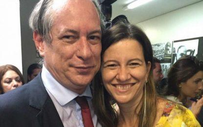 Justiça barra candidatura de Lia Gomes, irmã de Ciro, no Ceará