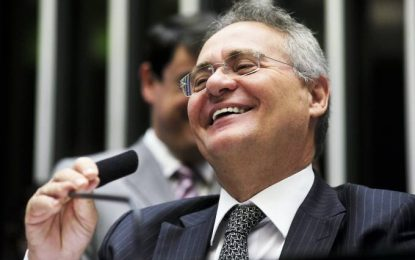 Supremo absolve Renan Calheiros do crime de peculato
