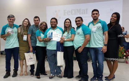 Projeto do CEEPRU fica entre os 8 melhores apresentados em Teresina