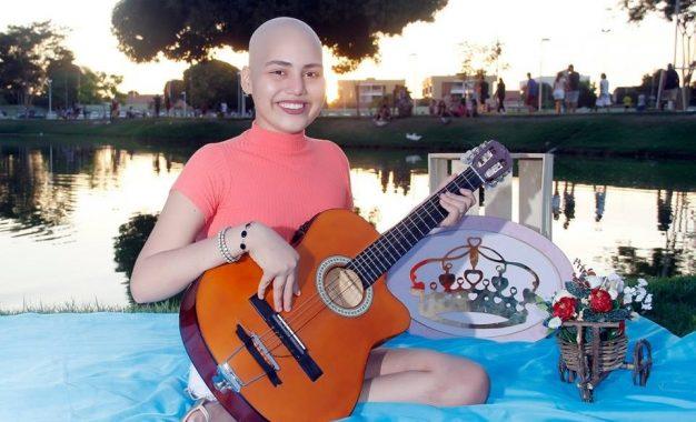 Guadalupense Mariana Muniz vence a luta contra o câncer
