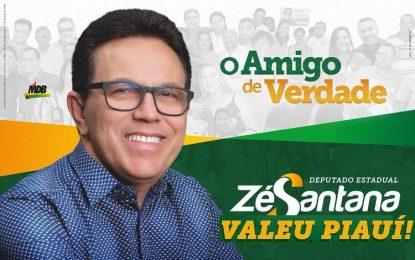Zé Santana agradece a população de Guadalupe pelo apoio recebido nesta eleição