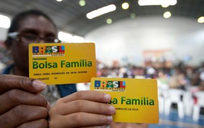 Bolsa Família de outubro começou a ser pago na quinta (18)