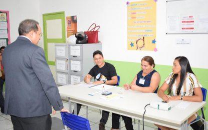 Guadalupenses dão 81,22% dos votos válidos para Haddad