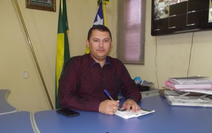 Vereador Adão Moura dedica mensagem aos professores Guadalupenses