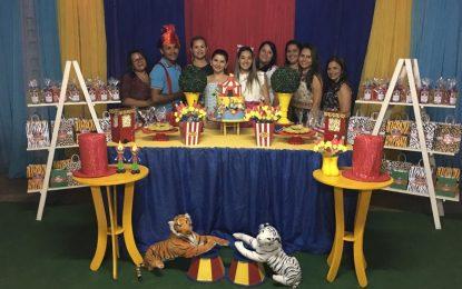 Crianças de Marcos Parente ganham festa pela passagem do seu dia