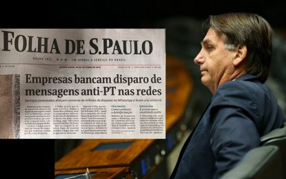 Jornal aciona TSE e pede que PF investigue ameaças a profissionais