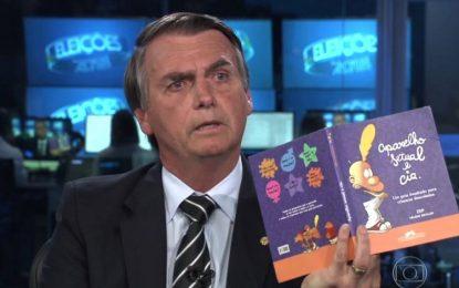 TSE manda retirar do ar vídeos de Bolsonaro sobre o suposto kit gay