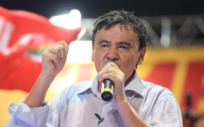Wellington Dias é reeleito governador do Piauí com 55% dos votos