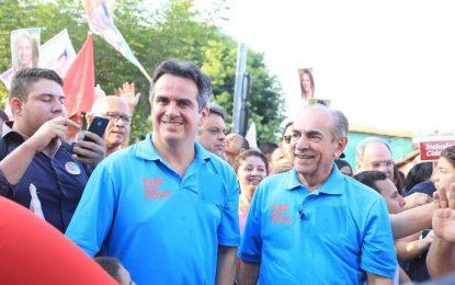 Ciro Nogueira e Marcelo Castro são eleitos para o Senado pelo Piauí