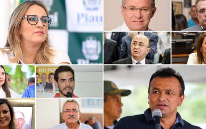 Veja os 10 candidatos eleitos para deputado federal pelo Piauí