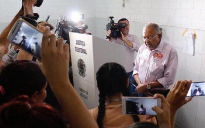 Dr. Pessoa denuncia que sua foto não apareceu na urna