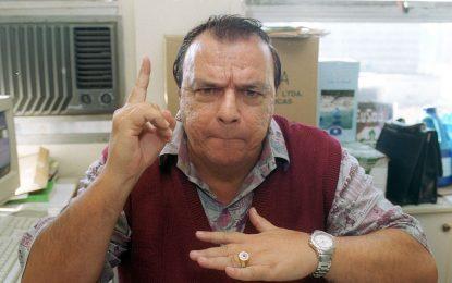 Jornalista Gil Gomes morre aos 78 anos na cidade de São Paulo