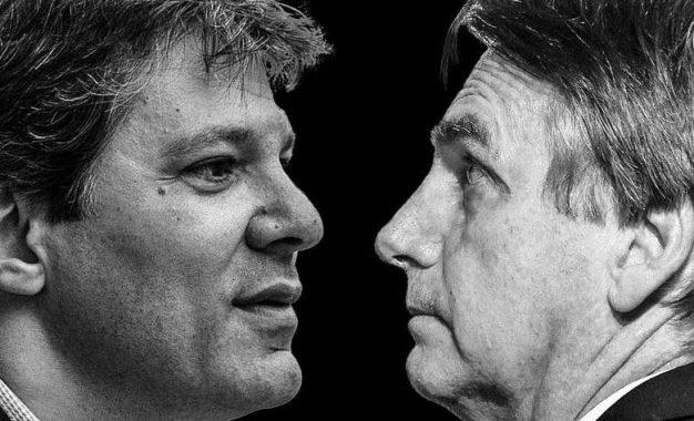Haddad, sobre Bolsonaro: 'Por que entrevista pode e debate não?'