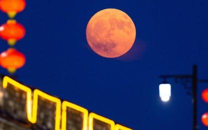 China lançará uma lua artificial no espaço até o ano de 2020