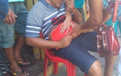 Dono de bar esfaqueia cliente ao ser chamado de corno em Campo Maior