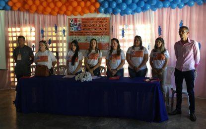 Marcos Parente realiza Conferência dos Direitos da Criança e do Adolescente