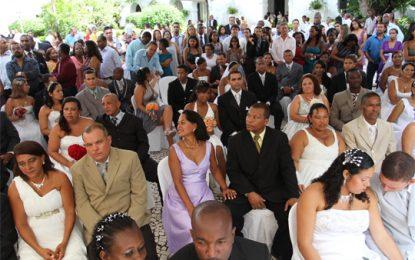 Casamento Coletivo reunirá 150 casais na Potycabana