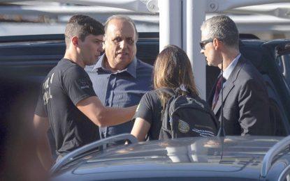 Pezão é o 4º governador do Rio preso, o 1º durante mandato