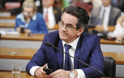 Ministro Gilmar pede vista de denúncia contra o senador Ciro Nogueira