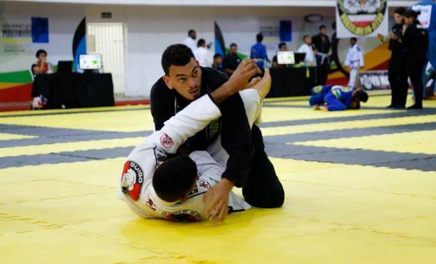 Guadalupense Mateus Porto vai disputar o Sulamericano de Jiu-Jitsu
