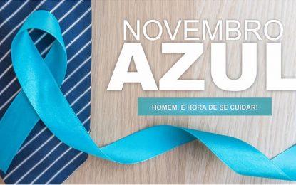 Novembro Azul não é só câncer de próstata
