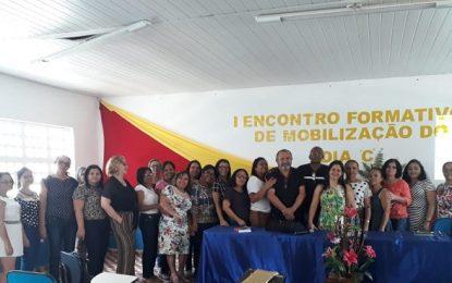 Marcos Parente realiza o I Encontro Formativo de Mobilização do dia C